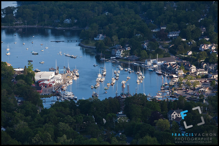 Boating in Camden Maine