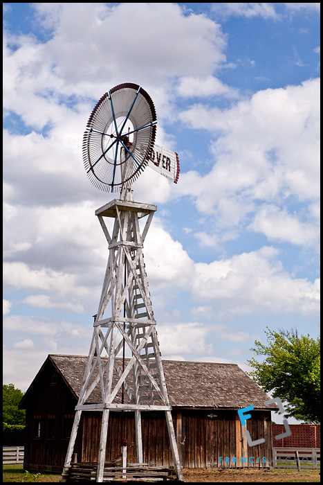 Stover Windmill at Henry Ford Museum and Greenfield Village (Edison Institute)
