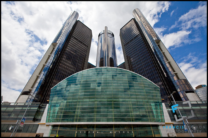 General Motors corporate headquarters, Detroit