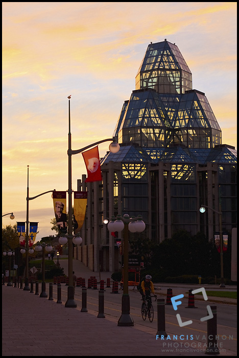 Canada, Ontario, Ottawa, National Gallery of Canada, Musee des beaux arts du Canada, art gallery, Moshe Safdie